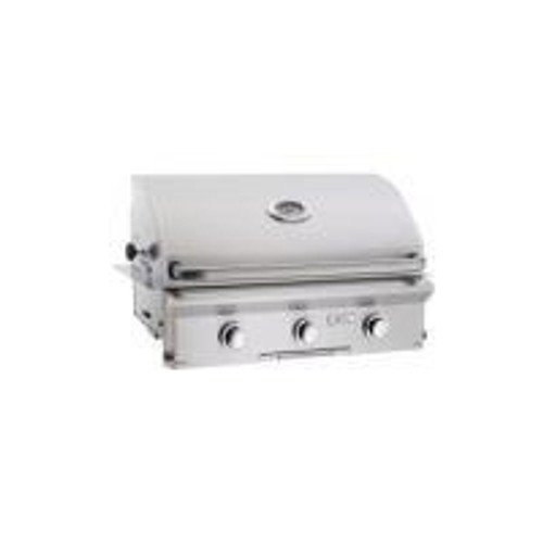 AOG 30-Inch L-Series 3-Burner Built-In Gas Grill-30BL