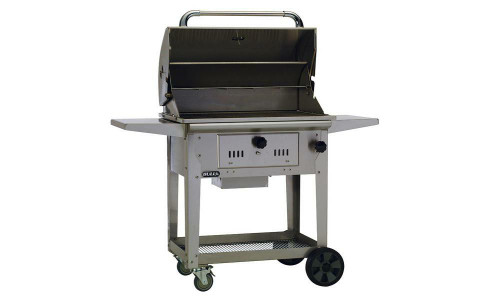 Bull Outdoor Bison Charcoal Cart