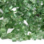 "American Fireglass 1/4"" Evergreen Reflective Fireglass 10lbs Alt View 1"