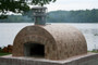 Do It Yourself Cortile Barile Pizza Oven Form Kit Package 2