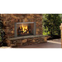 Majestic Villawood Outdoor Wood Burning Fireplace - 36 Inch