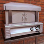 Alfresco 30 Inch Pizza Oven Plus Add-Img-3
