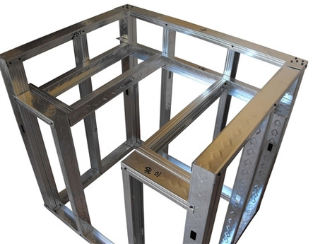 Diy Bbq 36 Quot Drop Down Burner Module Frame Section