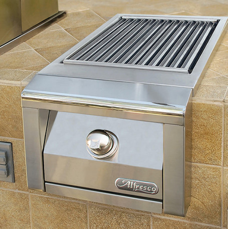 Alfresco Built In Sear Side Burner