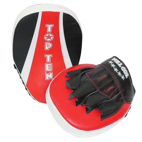"TOP TEN Coaching Focus Pads ""Stripes"" (1120-9000)"