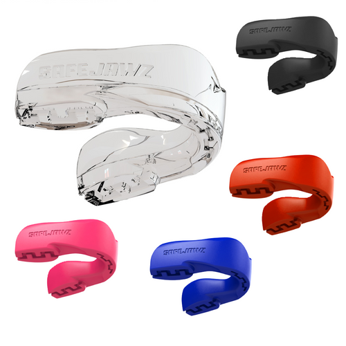 SafeJawz Intro Series Mouth Guards (KSSJIS)