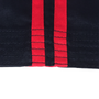 Contact Pants  Black 2 Red Stripes - Adult 160cm to 200cm (KSCPB2A)