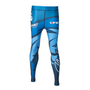 """TOP TEN Compression SPATS """"Mohicans"""" Blue (18806-6)"""