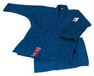 HAYASHI KIRIN Judogi BLUE  - Children 130cm/140cm