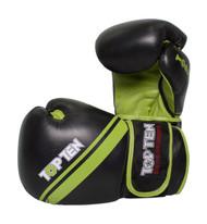 "TOP TEN Boxing ""Thai Style"" Black/Green (20191-95)"