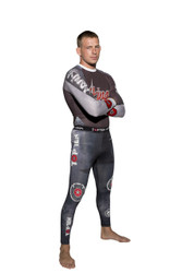 "TOP TEN MMA Compression Pants ""Vikings"" (18802-9)"