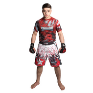 """TOP TEN MMA Shorts """"SAMURAI"""" Design I"""