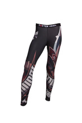 "TOP TEN MMA Compression Pants ""Samurai"" (18804-9)"