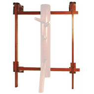 HAYASHI Wing Chun Dummy - Wooden Frame