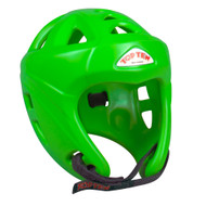 TOP TEN Avantgarde Head Guard 'Neon Green'
