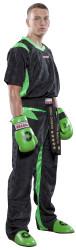 "PQ Mesh Uniform ""Neon Ltd"" Black/Green (1682-95A)"