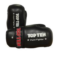TOP TEN Pointfighter Gloves Black