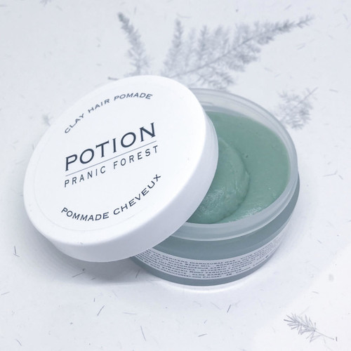 POTION   gritty hair pomade