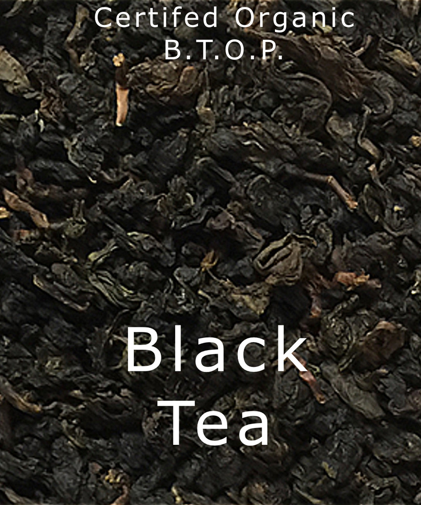 Certified Black Tea  from India