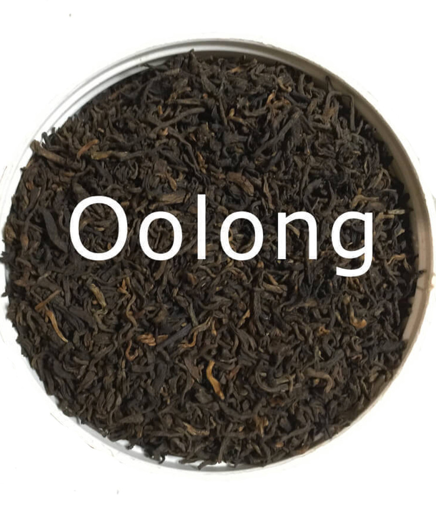 Oolong Not a Black nor a Green Tea. Special Category all its own