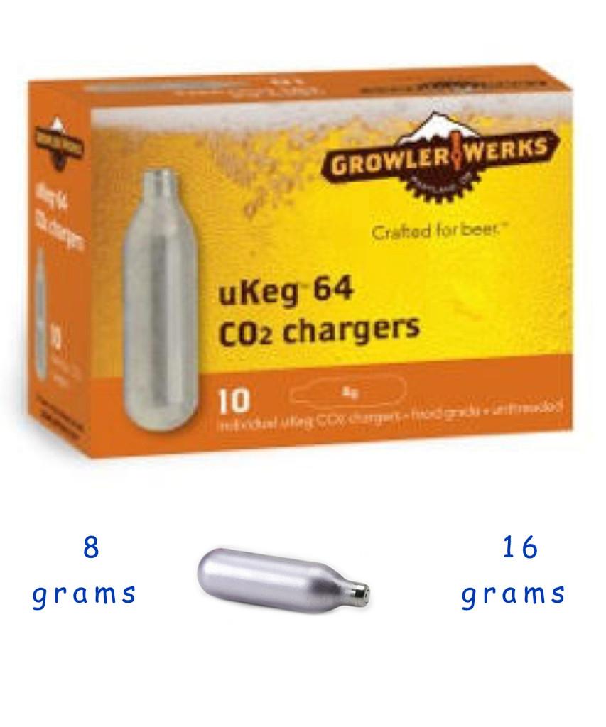 uKeg 128 Growler Mini Keg