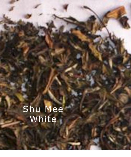 White Tea Shu Mee  Longevity Eyebrow