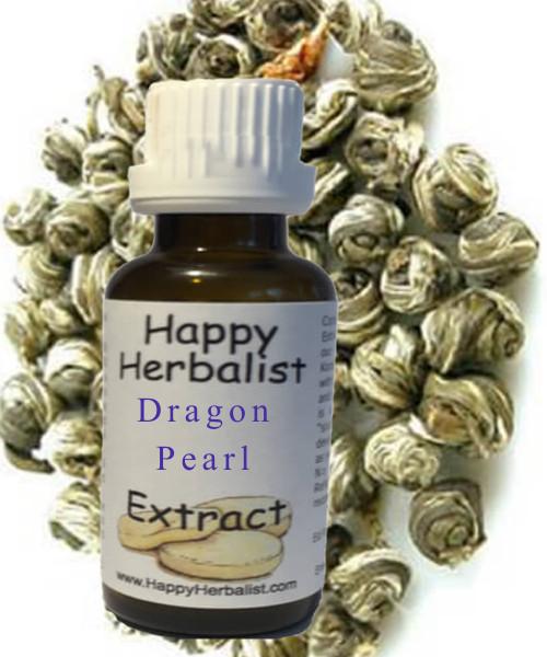 Jasmine Dragon Pearl Tea Extract