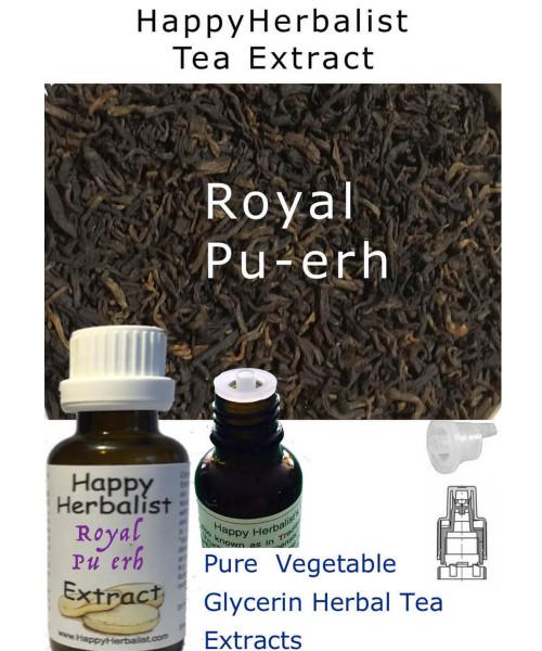 Pu-erh Royal  Tea Extract