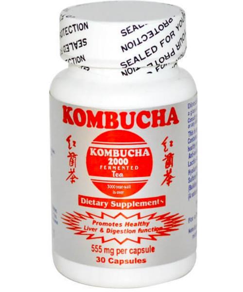 Kombucha Capsules Kombucha 2000