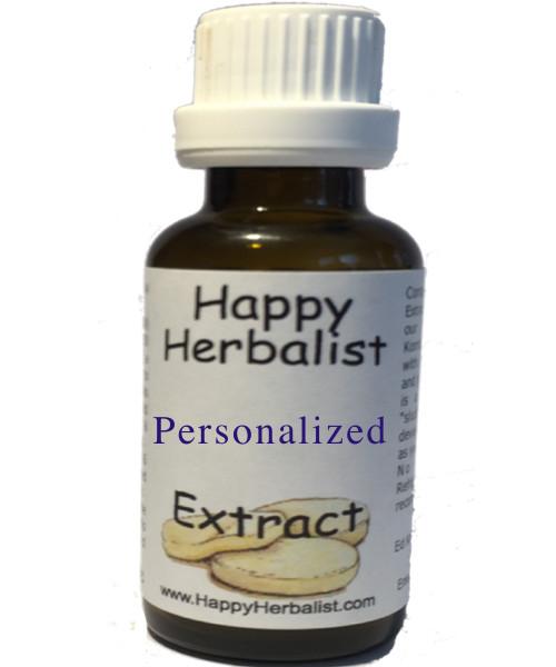 HappyHerbalist Custom Extracts