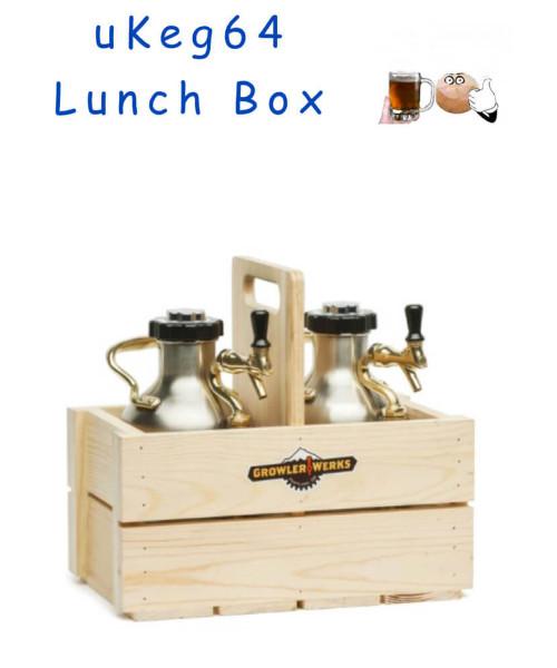 uKeg Lunch Box