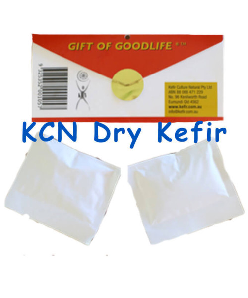 KCN Yogurt Kefir Replacement Packs