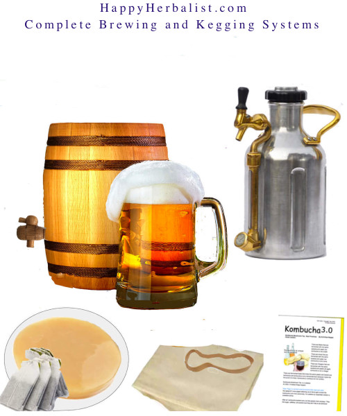 Oak Barrel Brew Special