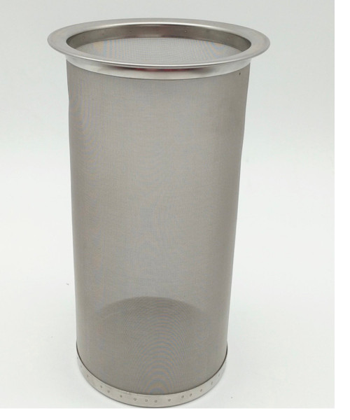 Food Grade Stainless Steel Mesh Filter for Cold Brewing Coffee, Kombucha, beer, wine, cider, ginger beer, Water Crystals any Probiotic, medicinal teas, herbs and spices. Fits 32 to 64 oz with 3 14 inch or larger opening.