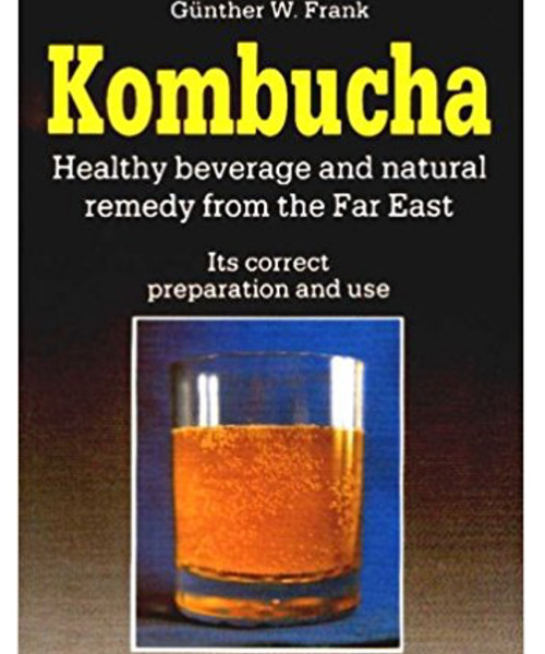 Kombucha - Healthy Beverage Natural Remedy from the Far East
