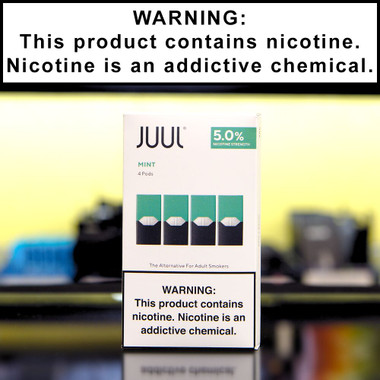 Juul Mint Pods (4 pack)