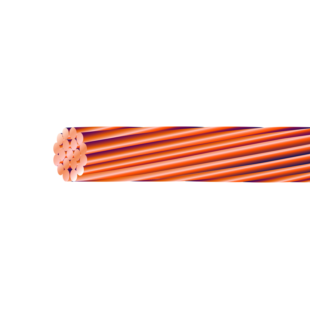 Stranded copper wire wire center 2 awg stranded soft drawn bare copper electrical wire cable rh ewcswire com stranded copper wire greentooth Gallery