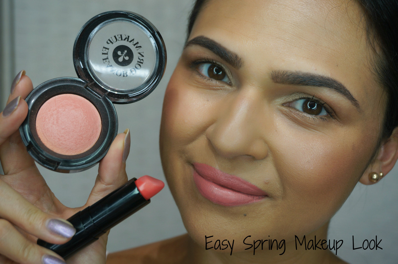 HOW TO: Easy Spring Makeup Look