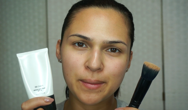 HOW TO: Makeup Basics - BB cream & Concealer