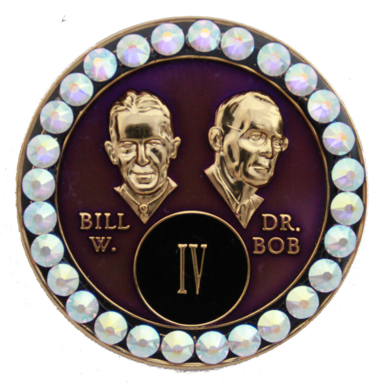 bling aa coins