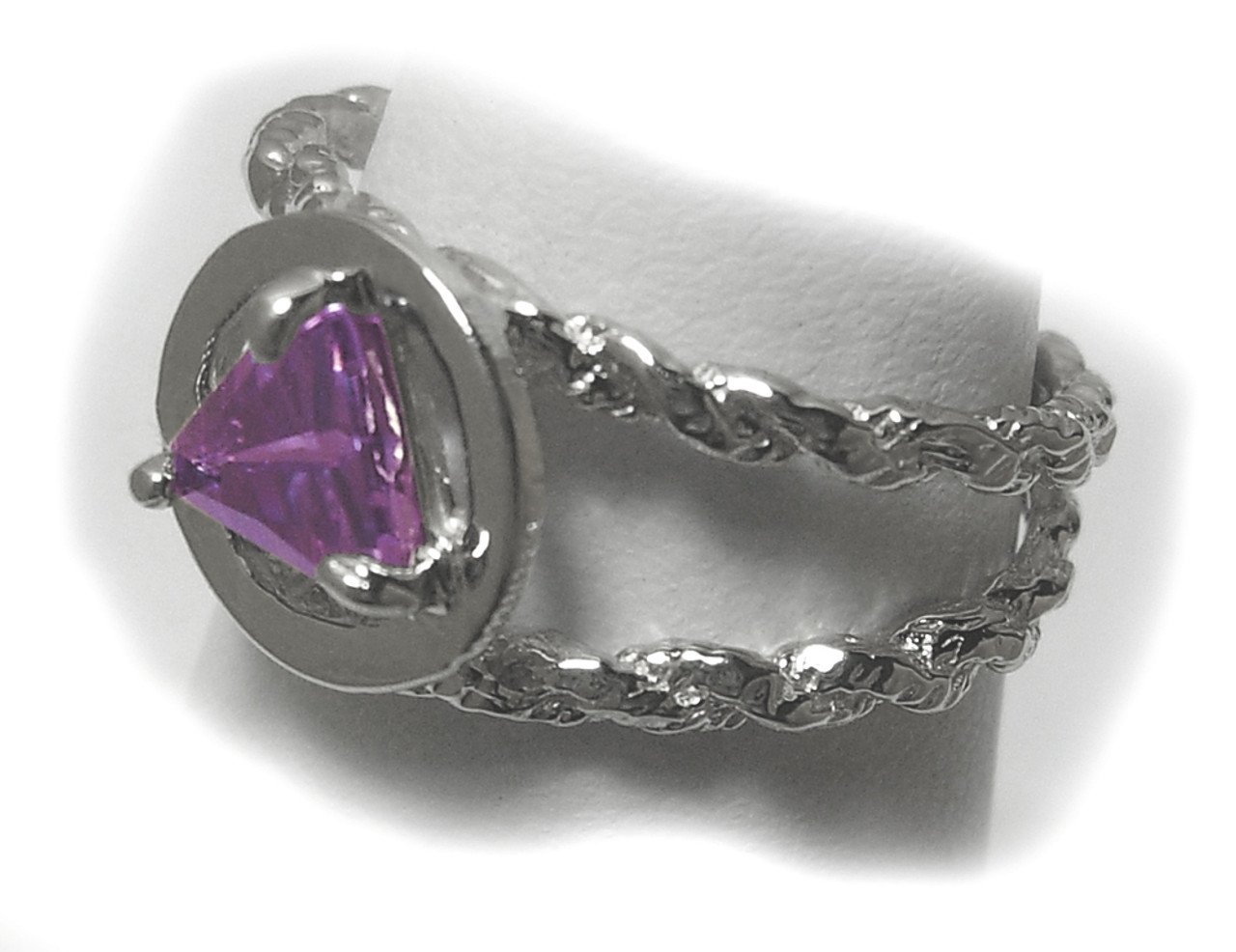 Style 779 7 Sterling Silver Aa Symbol Birthstone Ring