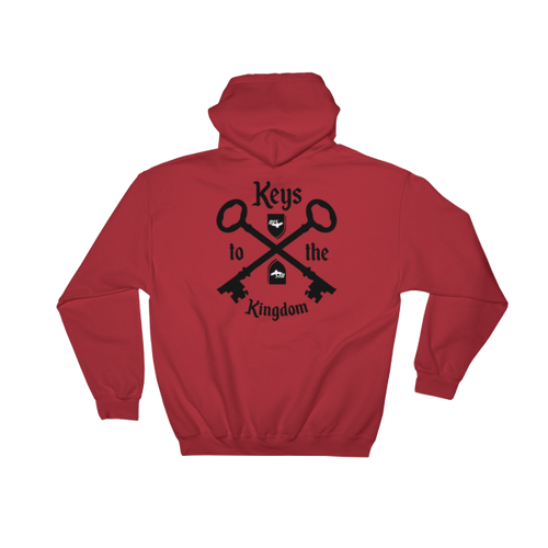 Keys To The Kingdom Hooded Sweatshirt
