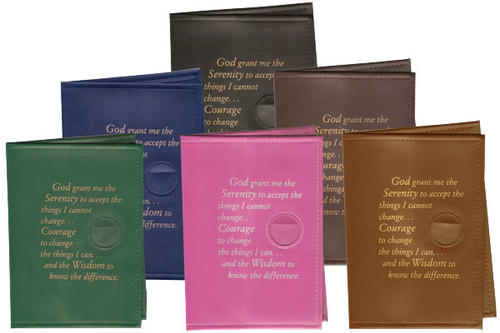 Book Covers with Coin Holder - 7 Options!