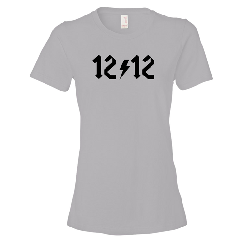 Women's Twelve Traditions and Twelve Steps Recovery Tee.