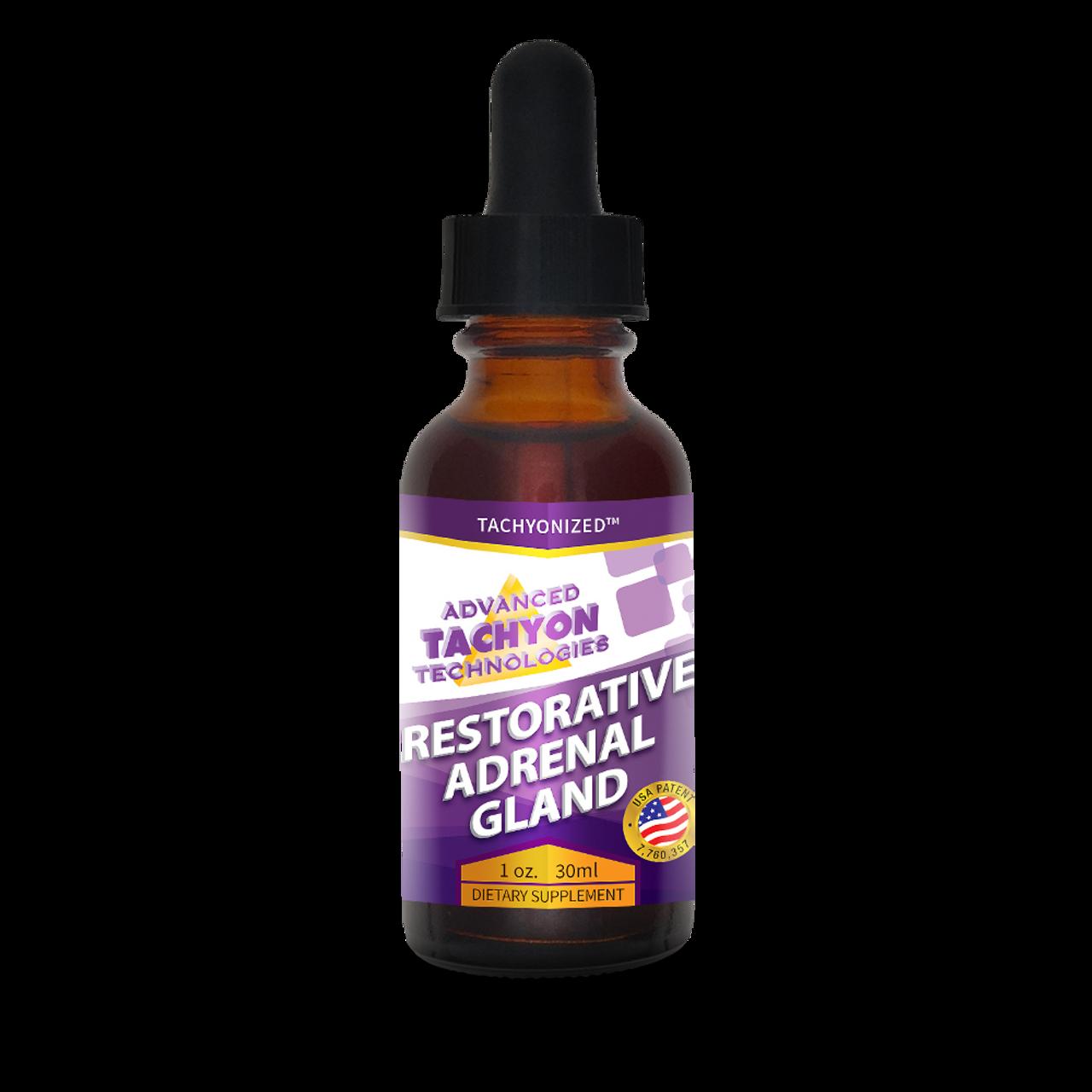 Tachyonized Restorative Adrenal Gland Tonic Advanced Tachyon