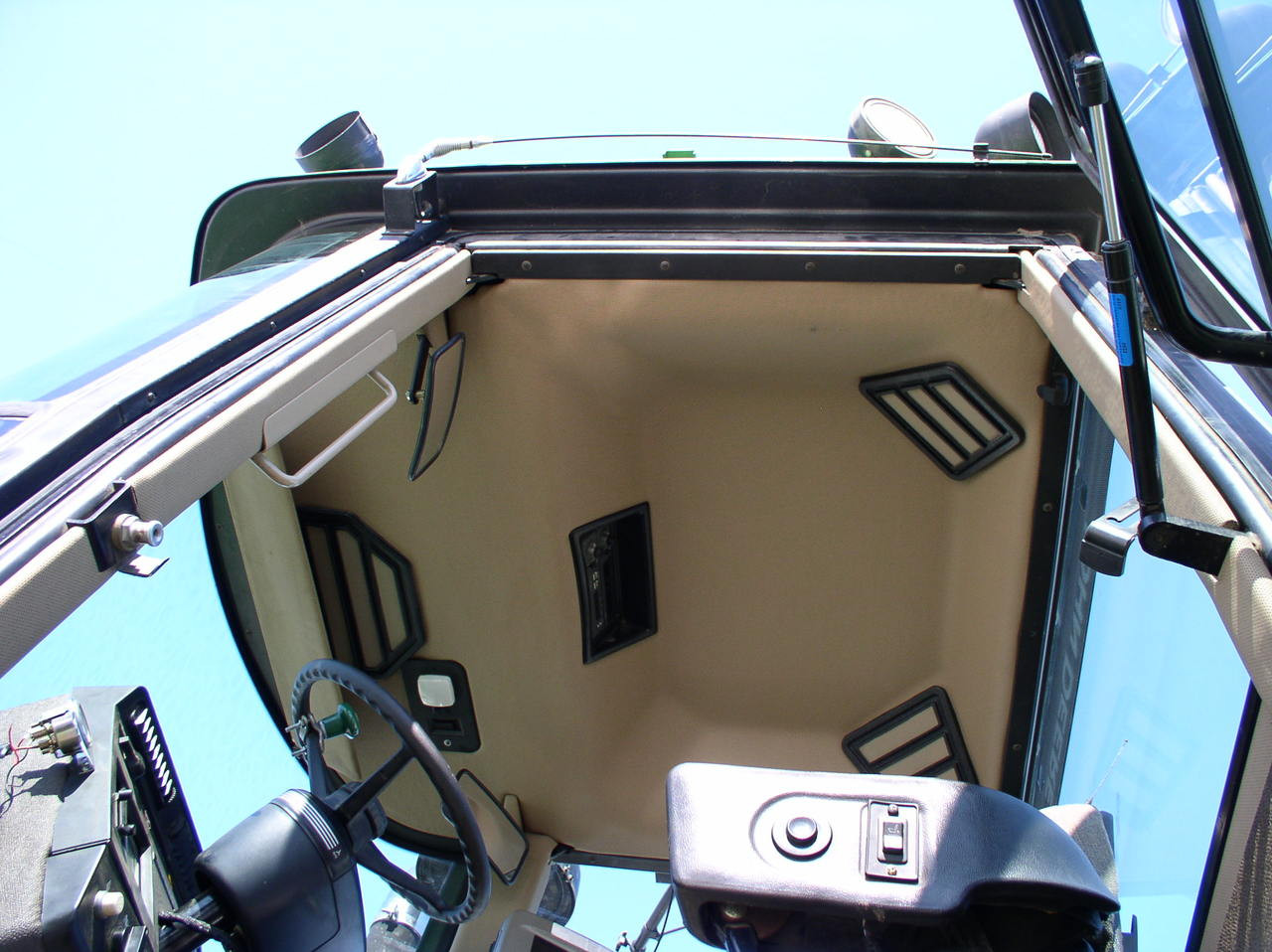 Headliner For John Deere 60 Series 4wd Tractor Interior