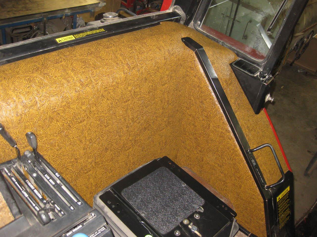 Qwik Fit Lower Cab Kit For International Harvester 88