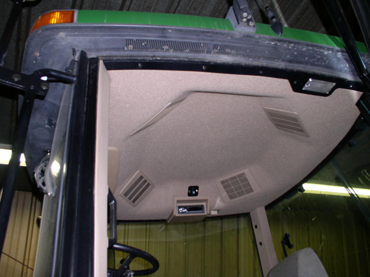 Headliner Kit For John Deere 8000 Series Tractor Interior Upholstery Llc