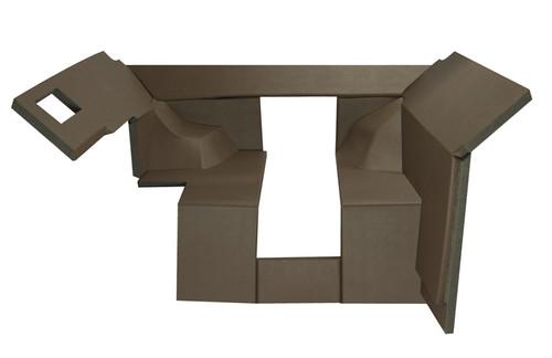 Lower Upholstery Kit for John Deere 50