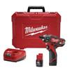 Milwaukee M12™ 1/4 2SPD DRIVER KIT
